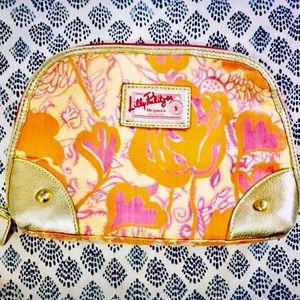 4/$25🌷 Lilly Pulitzer Originals Makeup Bag